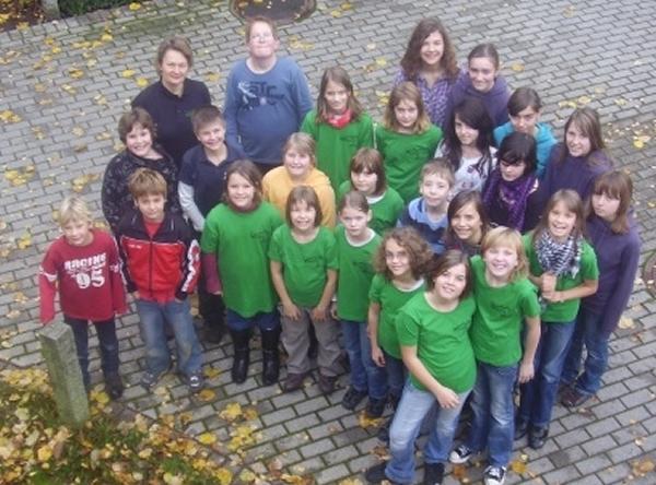 Young Voices Portrait 2009