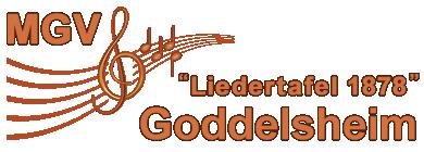 Logo MGV Goddelsheim