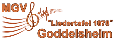"MGV ""Liedertafel 1878"" Goddelsheim e.V."